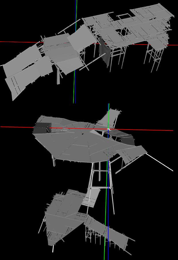 Shal Korva Master Scaffolding Model PTS 2