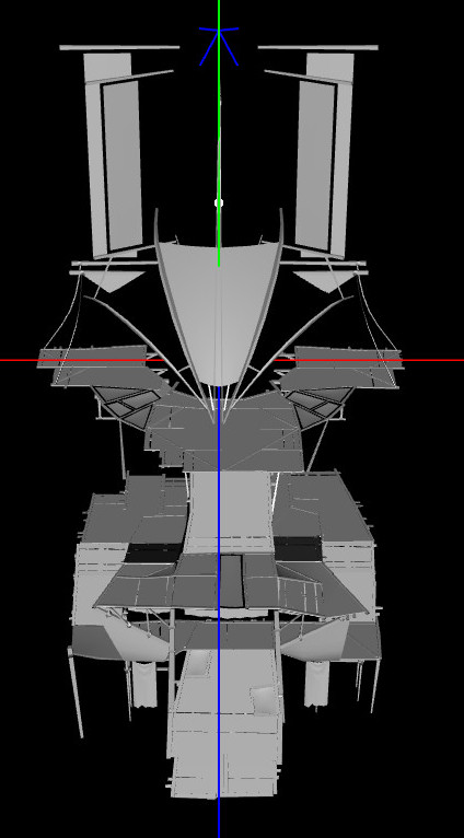 Shal Korva Master Scaffolding Model PTS 4