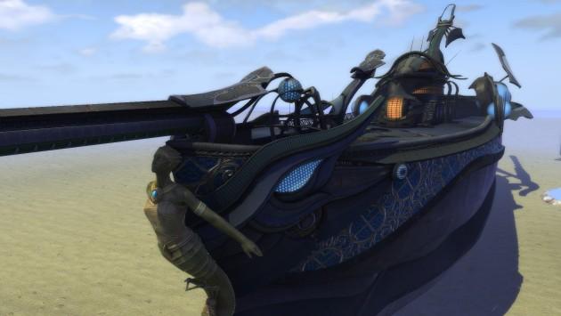 The Sea Strider Dimension Item 2
