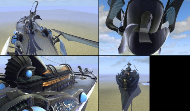 The Sea Strider Dimension Item 4