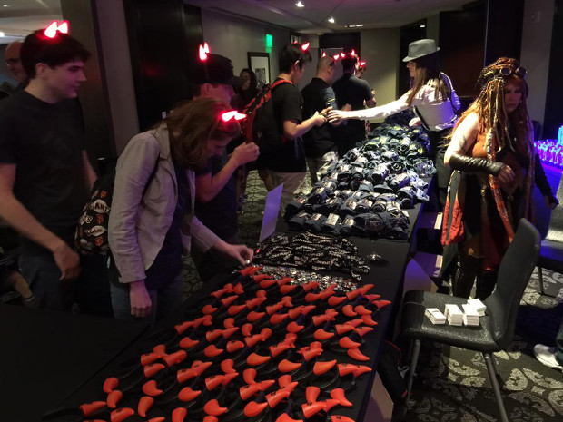 Trion Worlds PAX Prime 2015 Party Loot Table