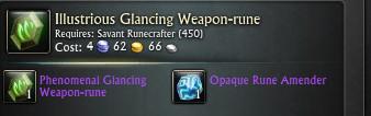 Opaque Rune Amender