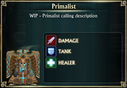 Primalist Calling Selection