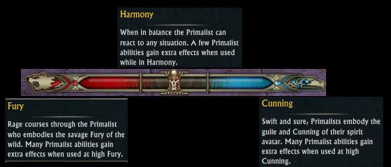 Primalist Focus Bar PTS