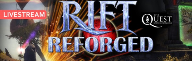 Rift Reforged Anniversary Livestream Feature Image