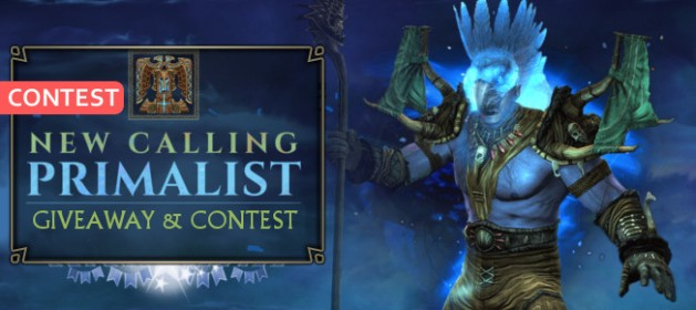 Road to Primalist Pack Giveaway and Contest Feature Image