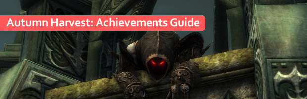 Autumn Harvest Achievements Guide Banner