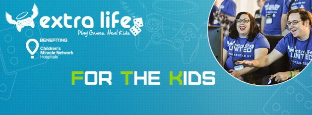 Extra Life 2015 Page Feature Image