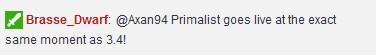 Livestream Chat Primalist 3.4