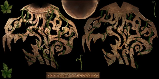 PTS Autumn Harvest 2015 kontartula jackolantern Mount Cage Skin