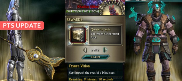 PTS Update The Wilds Celebration Pack Feature Image