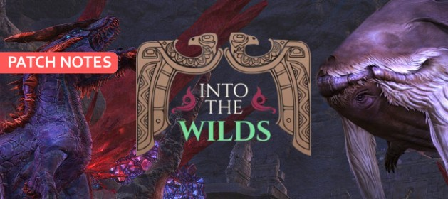 RIFT 3.4 Into the Wilds Patch Notes Feature Image