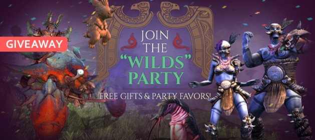 RIFT Ancestor's Buttes Wilds Party Giveaway Feature Image