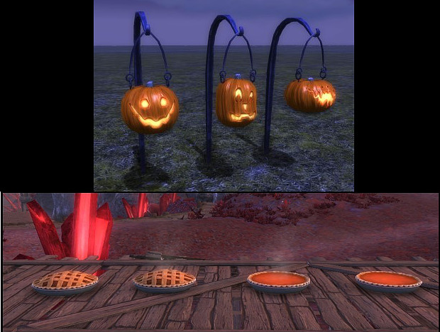 RIFT Autumn Harvest Halloween Dimension Items Preview