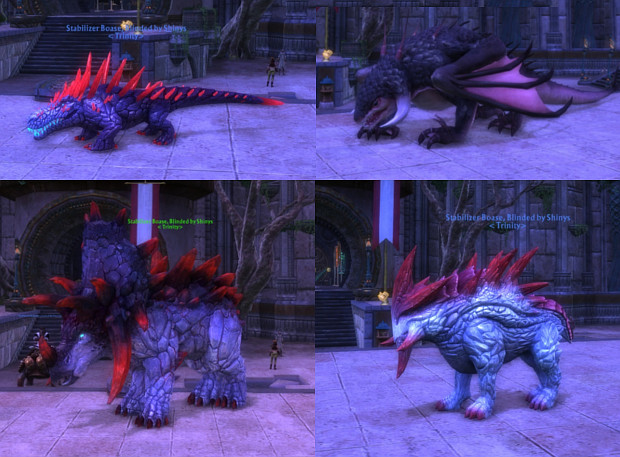 RIFT Crystalline Scale The Wild Hunt Screenshots