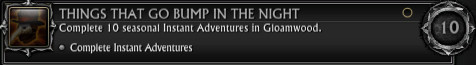 RIFT Things That Go Bump In The Night Achievement