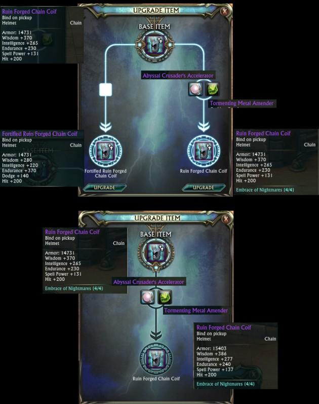 RIFT Tier 3 Raid-dropped Test Gear PTS