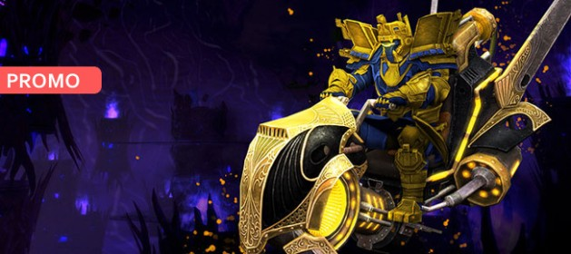Arclight Ascendancy Promo Week Golden Arclight Rider Feature Image