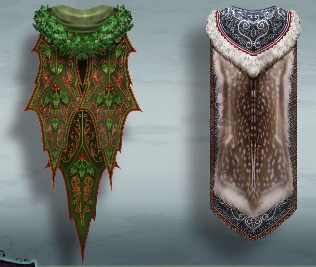 Livestream Summary Fae Yule 2015 Capes Concept Art