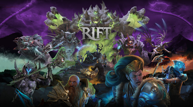 RIFT Arisen Arak Wallpaper Preview