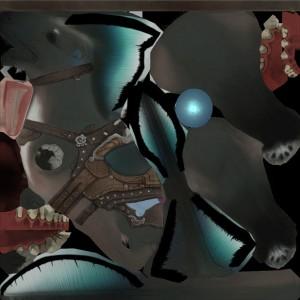 RIFT Greathound Mount Grey Skin