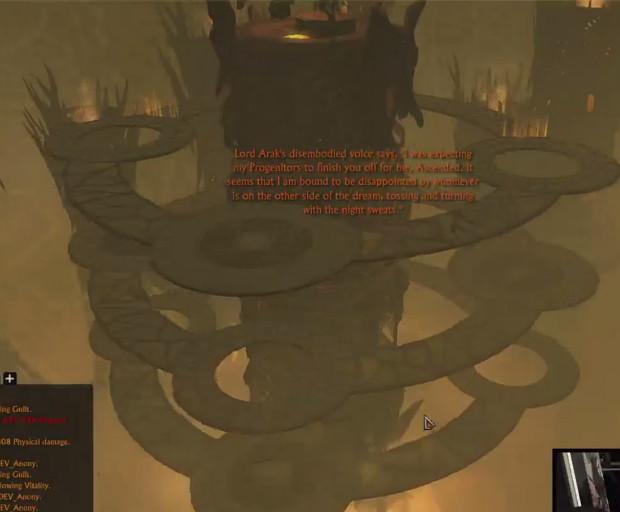 RIFT Livestream Summary 25th Nov 2015 Dark Genesis 2