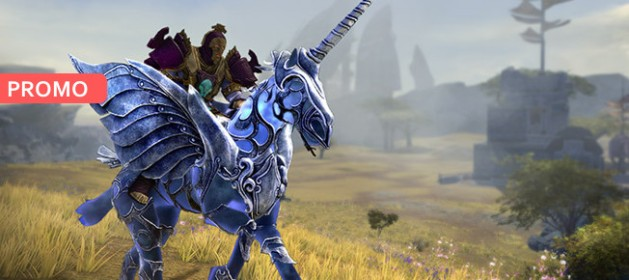 RIFT Promo Celestial Unicorn Feature Image
