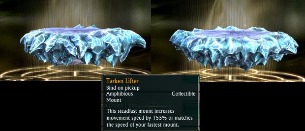 RIFT Tarken Lifter Mount