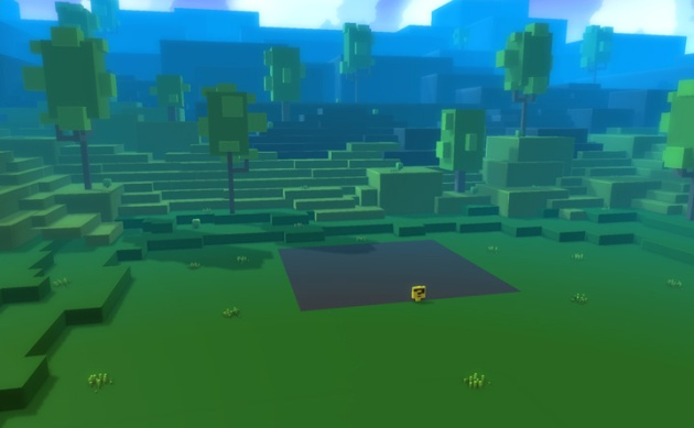Trove Dimension Key Peaceful Hills
