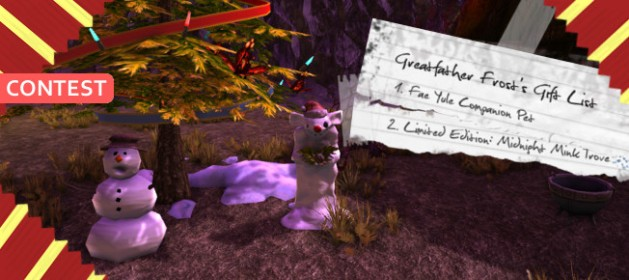 Contest The Yule Nug Feature Image 2