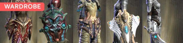 Rift Wardrobe Faction Gear Feature Image