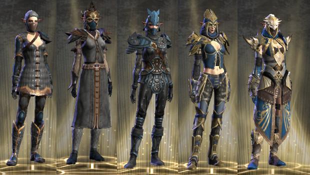Wardrobe PvP Guardian Rogue