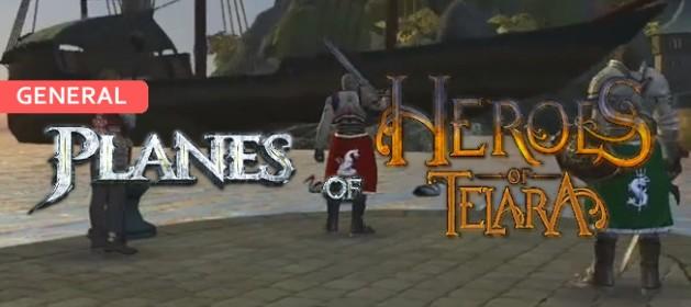 Planes of Heroes of Telara Feature Image