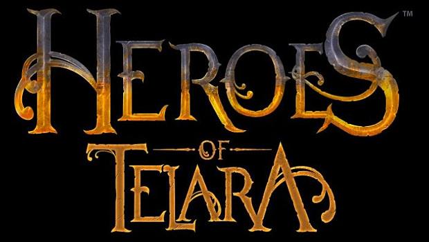 RIFT Heroes of Telara Logo