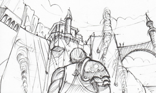 RIFT The Siege of Castle Bay Concept Art No 8